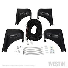 WESTiN Automotive 27-60000 SG6 Light Kit Black