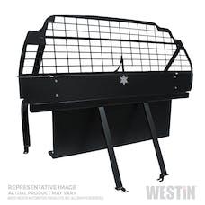 WESTiN Automotive 35-12005 Defender Rear Partition Expanded Metal