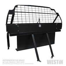WESTiN Automotive 35-12025 Defender Rear Partition Expanded Metal
