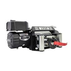 WESTiN Automotive 47-2100 Off-Road 9500 Waterproof Winch Black