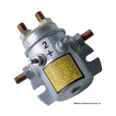 WESTiN Automotive 47-3650 Replacement Solenoid 12V Silver