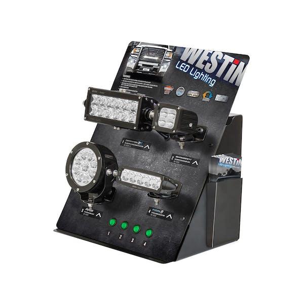 WESTiN Automotive 55409 LED Counter Display