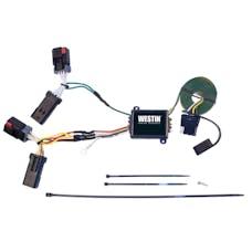 WESTiN Automotive 65-61004 T-Connector Harness Black