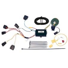 WESTiN Automotive 65-61051 T-Connector Harness Black