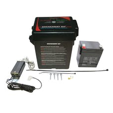 WESTiN Automotive 65-75840 Push-To-Test Break-Away System Black