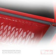WESTiN Automotive 72-11191 Smooth Front Cap Black