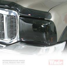 WESTiN Automotive 72-31234 Headlight Covers 4pc Smoke