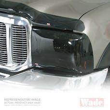 WESTiN Automotive 72-31254 Headlight Covers 4pc Smoke