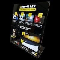 Tiny Monster Concept Display-10001