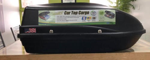 Car Top Cargo POP Display-CTC-POPDISPLAY 1
