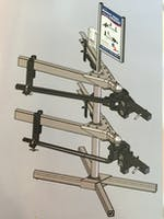 E2 HITCH DISPLAY-70-02-6220
