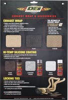 Exhaust Wrap & Accessories Board-060600