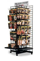 JEEP ACCESSORY RETAIL DISPLAY TALL-POG12