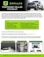 ZROADZ Preferred Dealer-Z-HHPD4