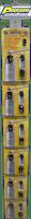 SOCKET ASSIST POP CLIPSTRIP SET OF SIX-67576