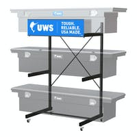3 TIER TOOLBOX DISPLAY RACK-PRO402