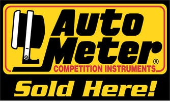 AutoMeter Dealer Window Cling-0248