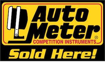 AutoMeter Dealer Window Cling-0248