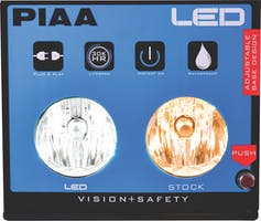 PIAA G3 LED Bulb Working Display-30913