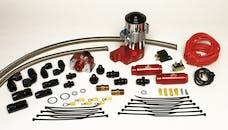 Aeromotive Fuel System 17201 Complete SS Series System(17122 Pump Kit) plus (17120 Carb. Regulator Kit)