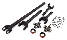 Alloy USA 12129 Axle Shaft Kit, Grande 30, Front; 72-83 Jeep CJ Models