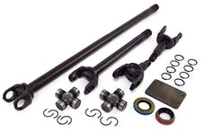 Alloy USA 12131 Axle Shaft Kit, Grande 30, Front; 84-95 Jeep Cherokee XJ/Wrangler YJ