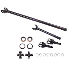 Alloy USA 12132 Axle Shaft Kit, Grande 30, Front; 92-06 Jeep Cherokee XJ/Wrangler TJ