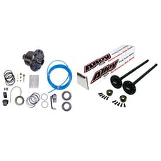 Alloy USA 12134-ARB Axle Shaft Kit, ARB Air Locker, Grande 35, Rear; 90-02 Jeep Models