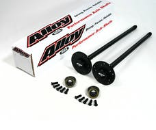 Alloy USA 12134 Axle Shaft Kit, Grande 35, Rear; 90-02 Jeep Cherokee/Wrangler XJ/TJ