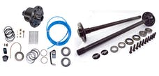 Alloy USA 12136-ARB Axle Shaft Kit, ARB Air Locker, Grande 44, Rear; 97-06 Jeep Wrangler