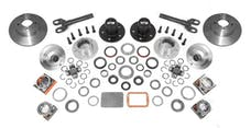 Alloy USA 12195 Manual Locking Hub Conver Kit; 92-06 Jeep Cherokee/Wrangler XJ/YJ