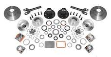 Alloy USA 12195 Manual Locking Hub Conver Kit; 92-06 Jeep Cherokee/Wrangler XJ/YJ