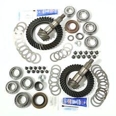 Alloy USA 360009 Ring and Pinion Kit, 5.13 Ratio, for Dana 30/44; 07-17 Jeep Wrangler
