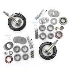 Alloy USA 360022 Ring/Pinion Kit, D30 Front - D35 Rear, 3.73 Ratio; 97-06 Wrangler TJ
