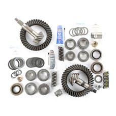 Alloy USA 360032 Ring/Pinion Kit, D44 Front - D44 Rear, 3.73 Ratio; 97-06 Wrangler TJ
