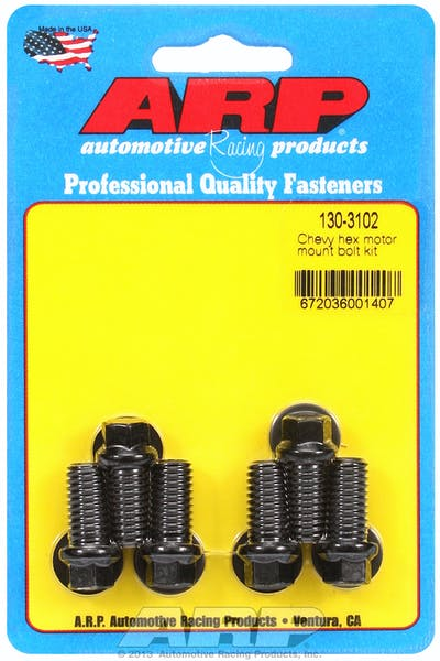 ARP 130-3102 Motor Mount Bolt Kit