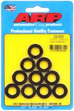 ARP 200-8530 7/16ID 13/16OD Black Washer Kit