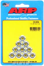 ARP 200-8639 1/4-28 Hex Nut Kit