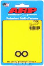 ARP 200-8642 M8 ID .575 OD Black Washer Kit
