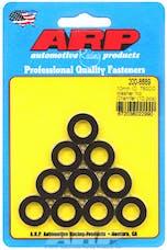 ARP 200-8689 M10ID 3/4OD Chamfer Black Washer Kit
