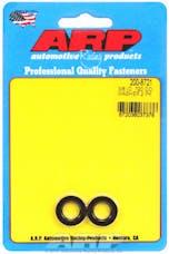 ARP 200-8721 3/8 ID .720 OD Black Washer Kit