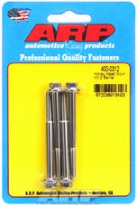 ARP 400-0312 Carburetor Float Bowl Bolt Kit