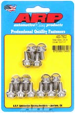 ARP 400-7502 SS valve cover bolt kit