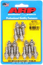 ARP 400-7612 stamped steel covers SS 12 pt valve cover stud kit