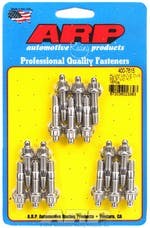 ARP 400-7615 Cast alum covers SS 12pt valve cover stud kit, 16pc