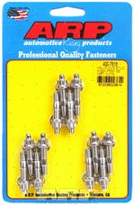ARP 400-7616 Hi-perf SS 12pt valve cover stud kit, 12pc