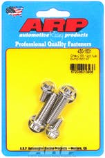 ARP 430-1601 Stainless Steel 12pt fuel pump bolt kit