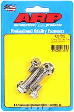 ARP 430-1602 Stainless Steel hex fuel pump bolt kit