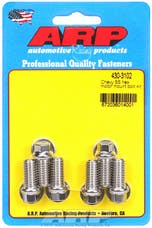 ARP 430-3102 Stainless Steel hex motor mount bolt kit