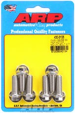 ARP 430-3106 hex motor mount bolt kit with energy suspension mounts
